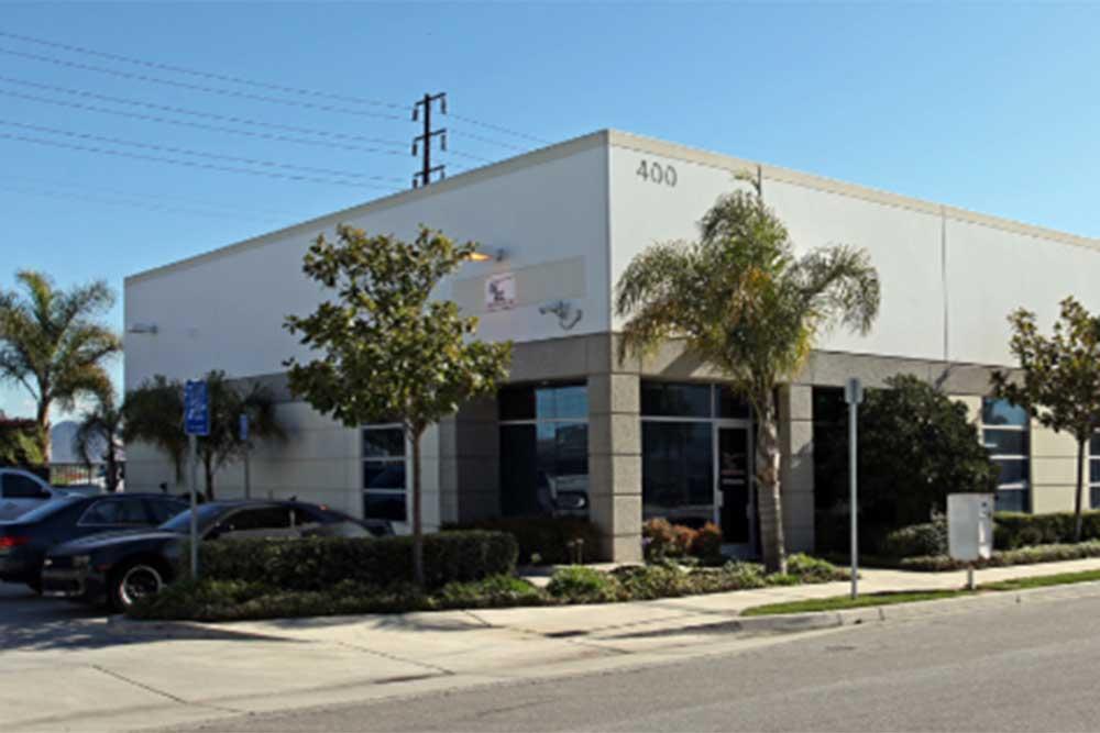 400 Spectrum Circle - 8,352 square feet